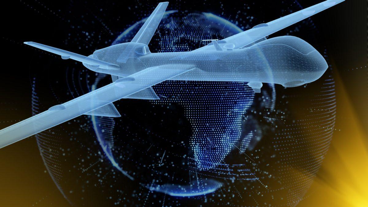 palantir google project maven backlash military ai drone uav
