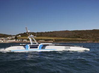 AI, Captain: IBM's edge AI-powered ship Mayflower sets sail