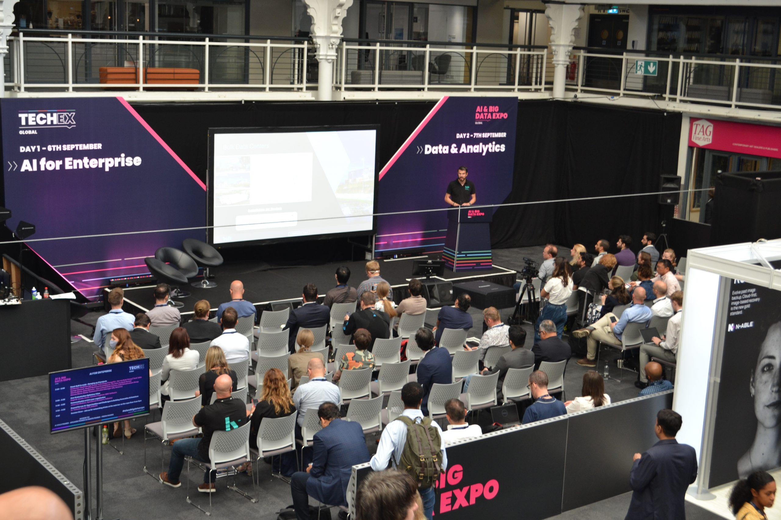 AI & Big Data Expo Speaker