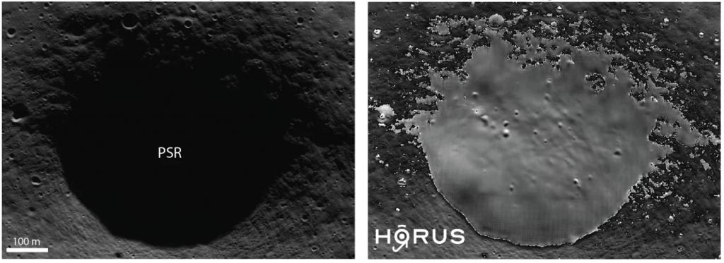 HORUS imaging example